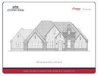 Home for sale: 851 Parchman Pl., Lucas, TX 75002