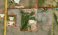 Home for sale: 30-Acres Montgomery St., Hebron, IN 46341