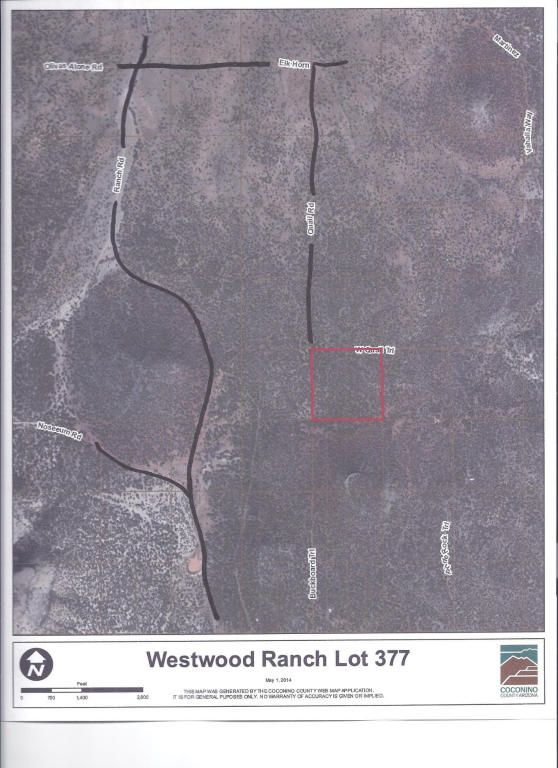 377 Westwood Ranch Lot 377, Seligman, AZ 86337 Photo 3