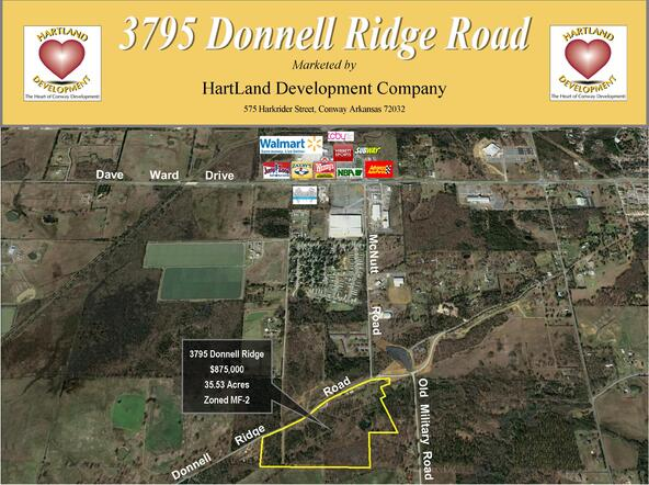 3795 Donnell Ridge Rd., Conway, AR 72034 Photo 1