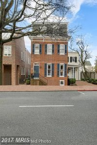 Home for sale: 203 Duke Of Gloucester St., Annapolis, MD 21401