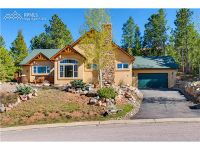 Home for sale: 661 Misty Pines Cir., Woodland Park, CO 80863
