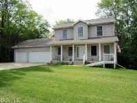 Home for sale: 3391 Hilltop Dr., Clinton, IL 61727