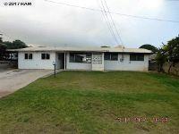 Home for sale: 760 Kea, Kahului, HI 96732