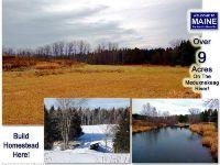 Home for sale: Lot 72 Drews Lake Rd., Houlton, ME 04730