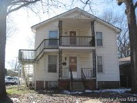 Home for sale: 203 N. Lincoln Ave., Springfield, IL 62702
