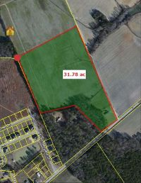 Home for sale: Tbd Pisgah Rd., Florence, SC 29501