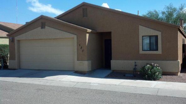 420 E. Geronimo Bluff Loop, Tucson, AZ 85705 Photo 1