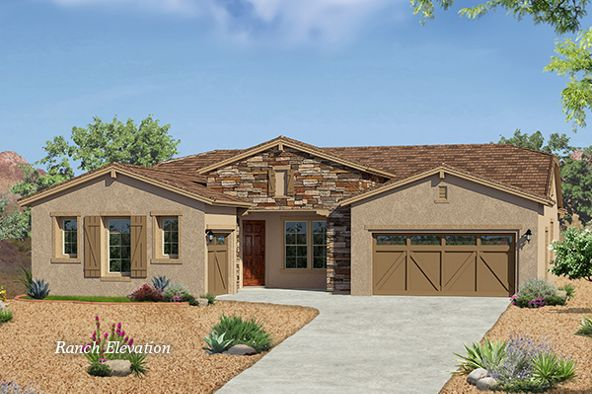 Too new for online maps. See Directions from the Builder., Goodyear, AZ 85338 Photo 1