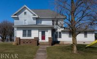 Home for sale: 7045 E. 1000 N. Rd., Chenoa, IL 61726