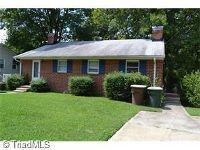 Home for sale: 1505 Elmer St., Greensboro, NC 27405