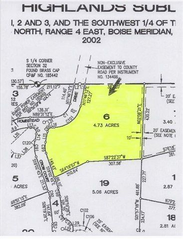 Lot 6 Forest Highlands, Boise, ID 83716 Photo 1