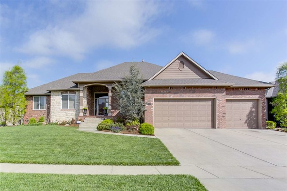 6602 W. Shadow Lakes, Wichita, KS 67205 Photo 1