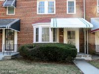Home for sale: 3805 Hilton Rd., Baltimore, MD 21215