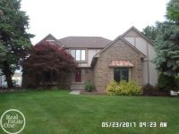 Home for sale: 46745 Fields Dr., Shelby Township, MI 48315