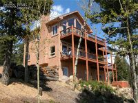Home for sale: 2185 Deer Mountain Rd., Manitou Springs, CO 80829