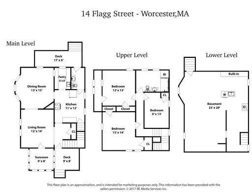 14 Flagg St., Worcester, MA 01602 Photo 22