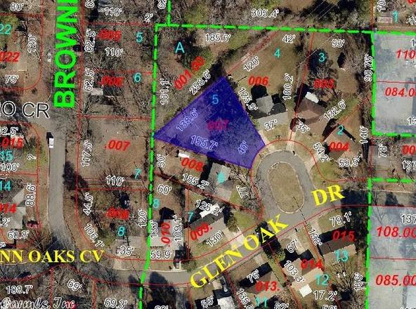 5618 Glenn Oaks, Little Rock, AR 72209 Photo 2