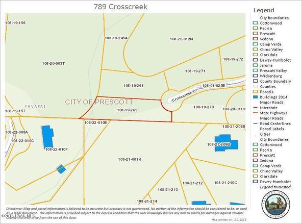 789 Crosscreek Dr., Prescott, AZ 86303 Photo 2