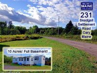 Home for sale: 231 Skedgell Rd., Houlton, ME 04730