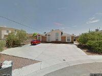 Home for sale: Glenn James, El Paso, TX 79936