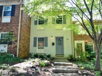 Home for sale: 814 College Pkwy #10, Rockville, MD 20850