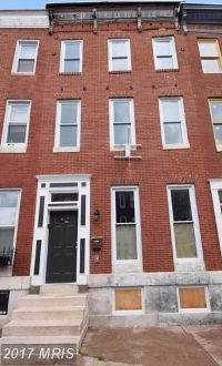 Home for sale: 1811 Barclay St., Baltimore, MD 21202
