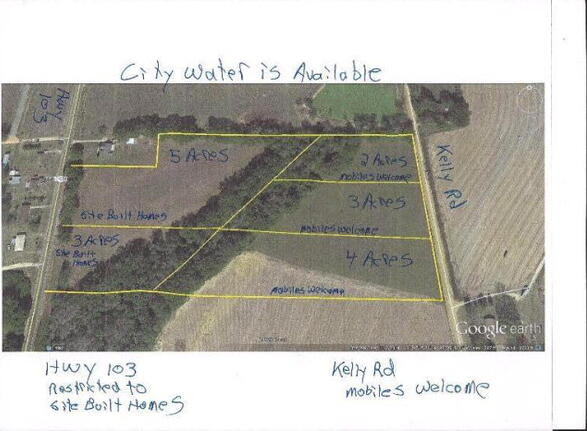 3 Acres Hwy. 103, Slocomb, AL 36375 Photo 12