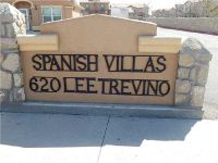 Home for sale: 620 Lee Trevino Dr., El Paso, TX 79907