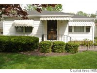 Home for sale: 2416 S. Whittier Ave., Springfield, IL 62704