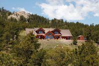 Home for sale: 1236 Ridge Rd., Ward, CO 80481