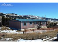 Home for sale: 412 W. Golden Avenue, Cripple Creek, CO 80813