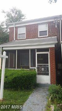 Home for sale: 3121 Lyndale Pl. Southeast, Washington, DC 20019