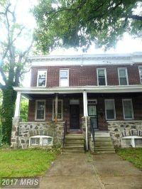 Home for sale: 775 Mckewin Avenue, Baltimore, MD 21218