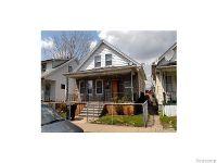 Home for sale: 8354 Whittaker, Detroit, MI 48209