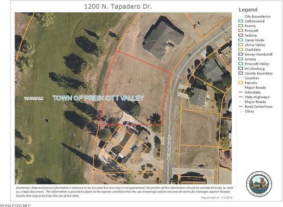 1200 N. Tapadero Dr., Prescott Valley, AZ 86327 Photo 1