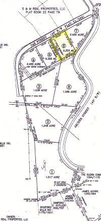 Home for sale: Lot 6 Oak St., Granite Falls, NC 28630