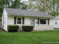 Home for sale: 1928 E. Black Ave., Springfield, IL 62702